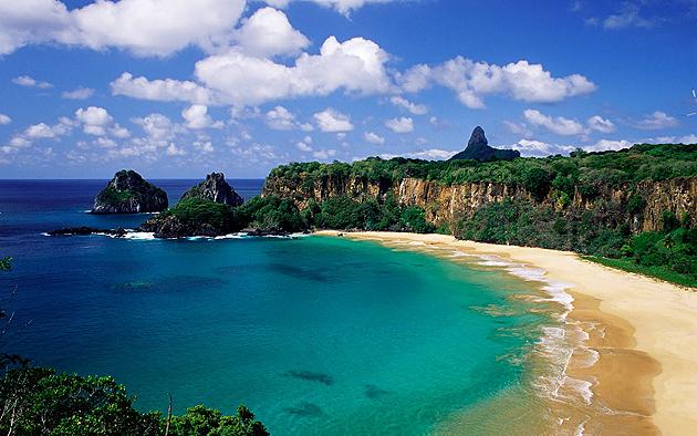 Praia do Sancho, Fernando de Noronha, Brazil