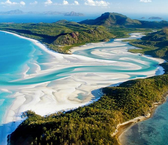 Whitehaven, Queensland, Australia