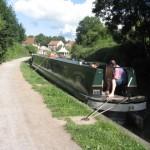 Narrowboat holiday popularity on the rise