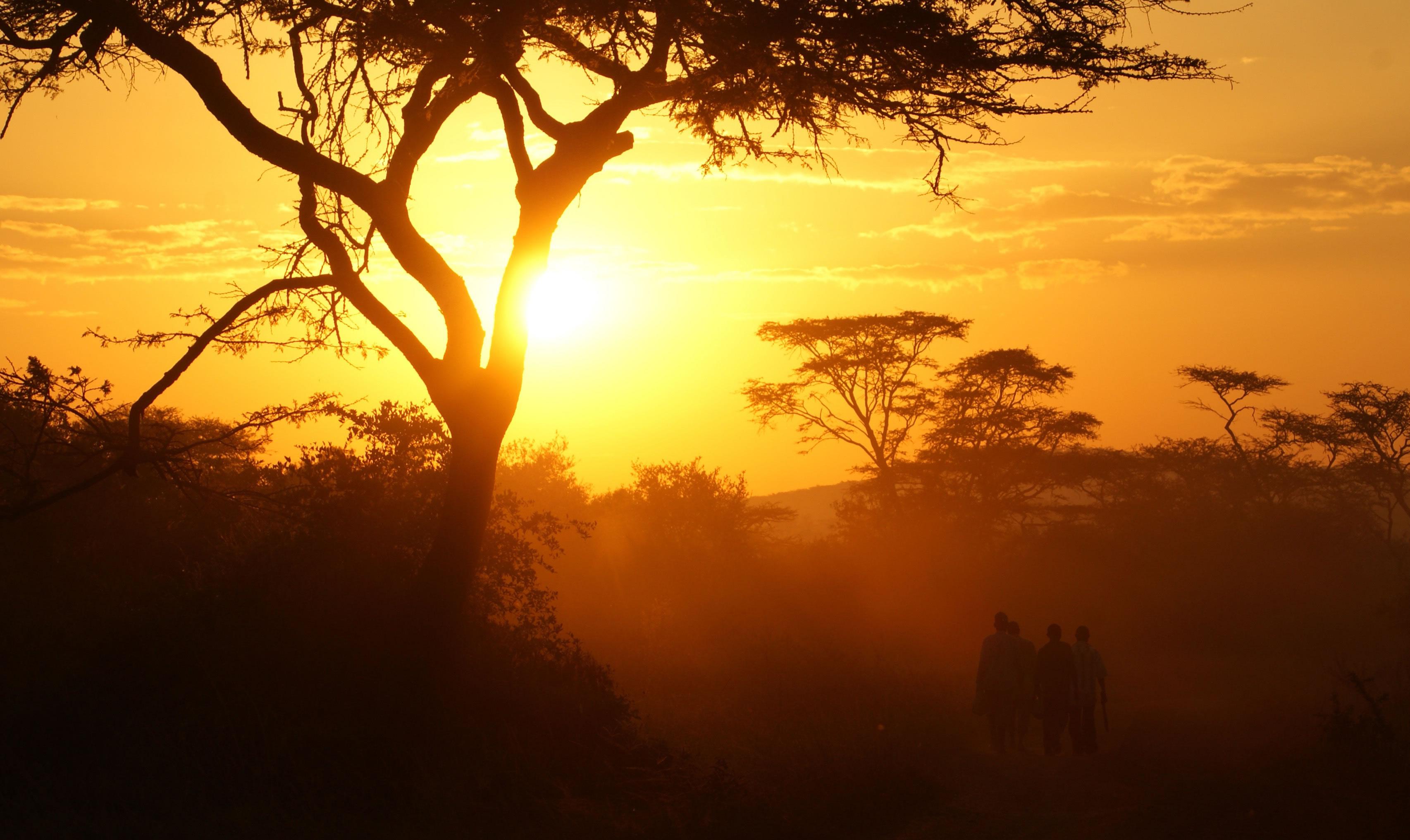 discovering uganda