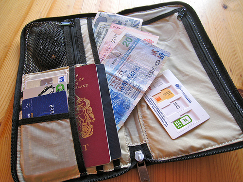 Be Prepared For Your Trip With Your US Passports And Visas In Order