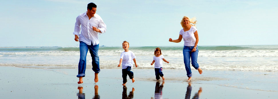 Family adventure on some of the world's best beaches