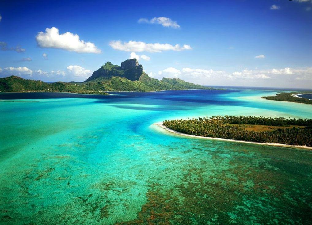 Five Fabulous Islands in Australia and Asia
