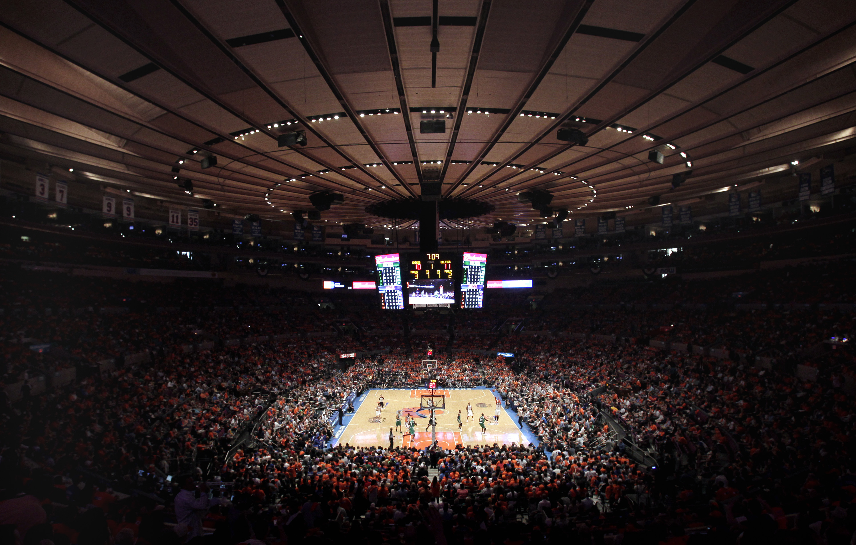 The Best Sporting Venues In New York