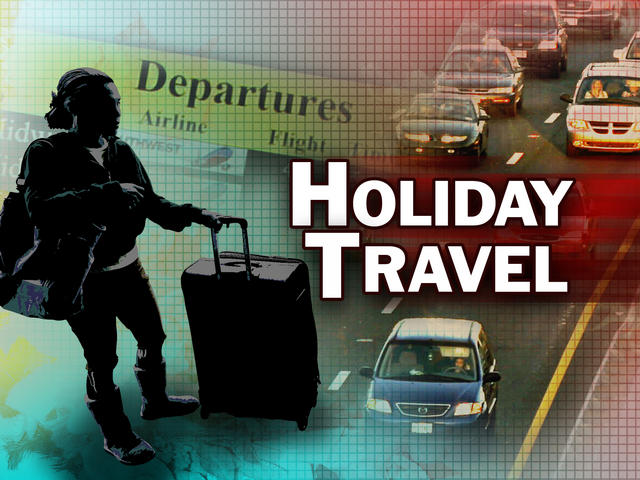 5 Tips for Surviving Holiday Travel