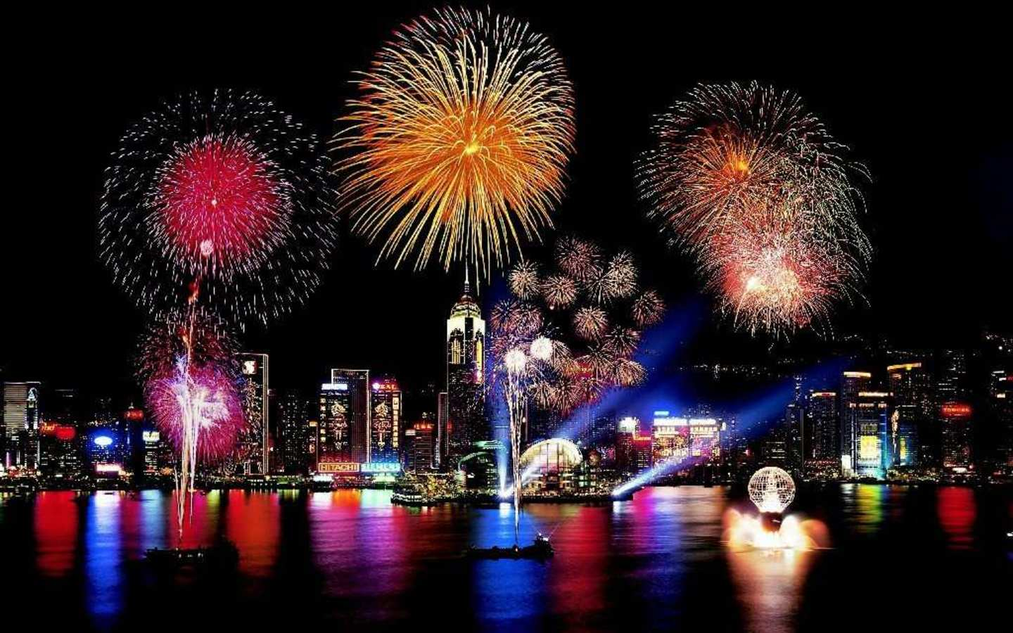 Fireworks Celebrations Around The World