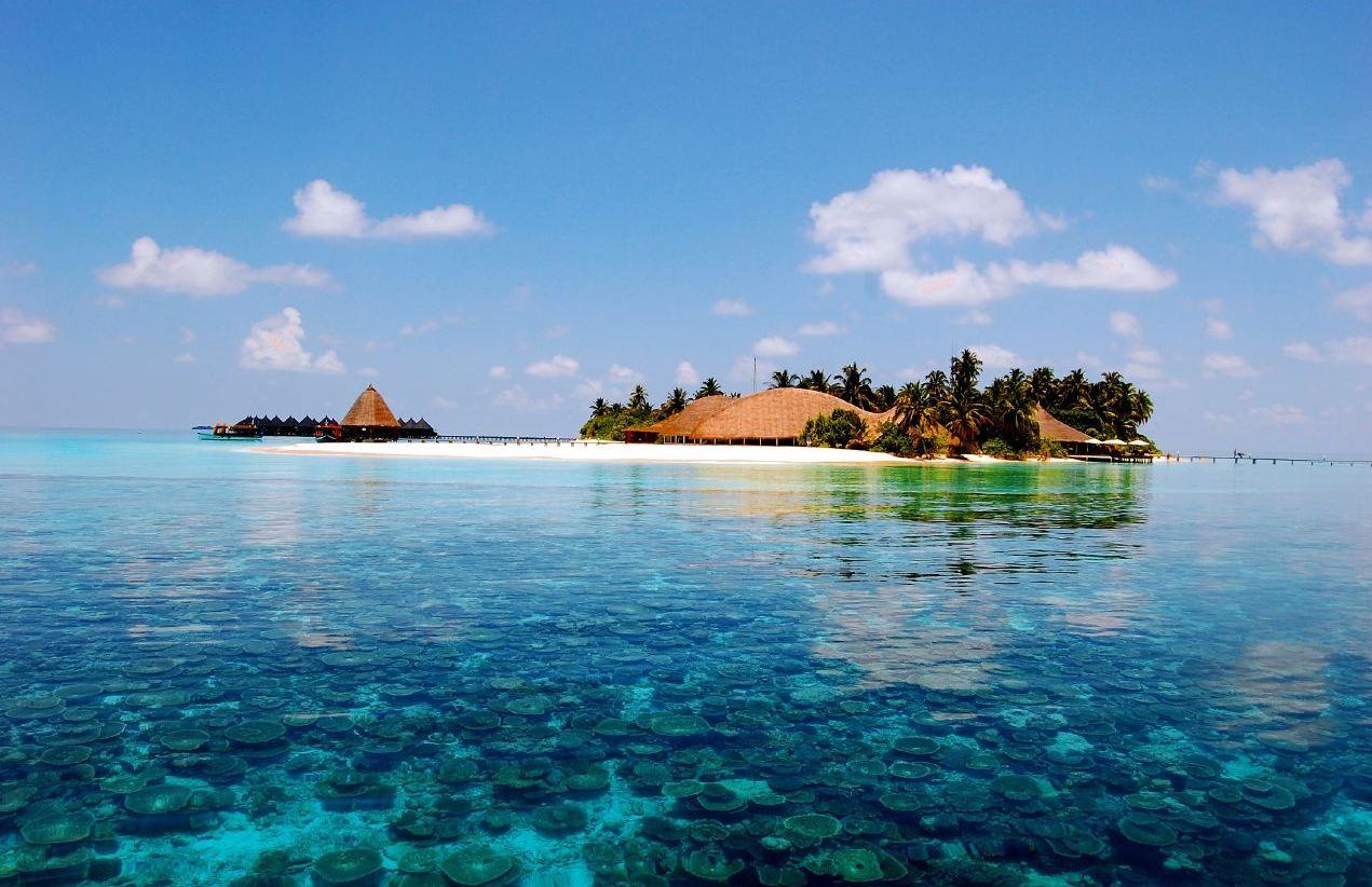 beautiful maldives islands