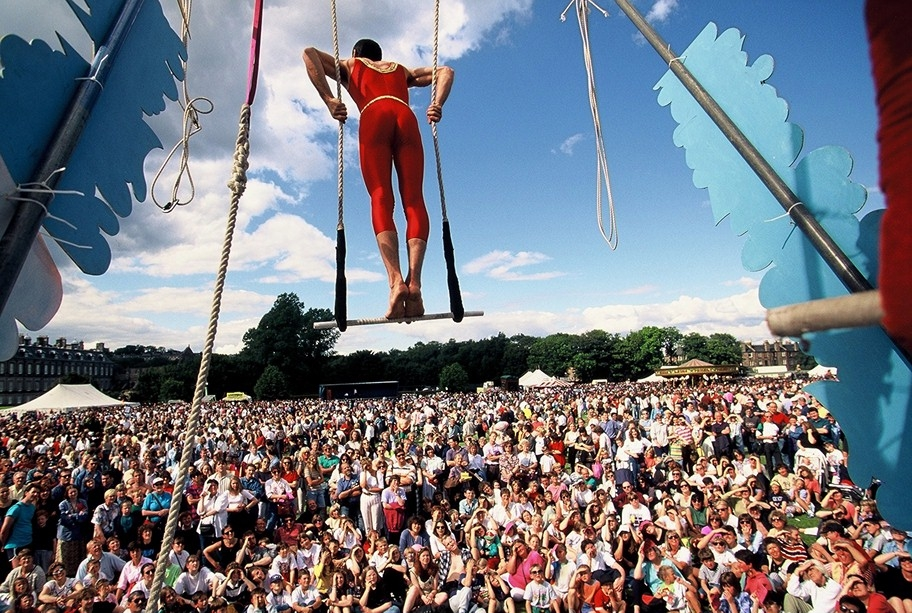 Go Crazy and Get Creative at the Fringe Festival