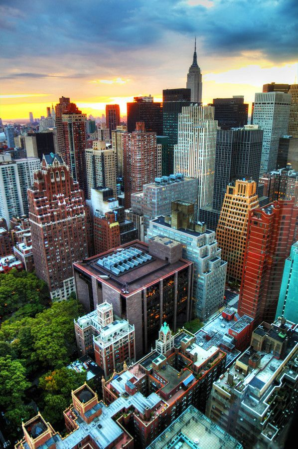 5 Great USA cities that aren't New York City!