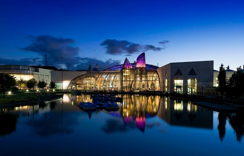 analysis of bluewater shopping centre Value of kent centre falls 11%, contributing to 3% fall in overall value of company's shopping centre portfolio.