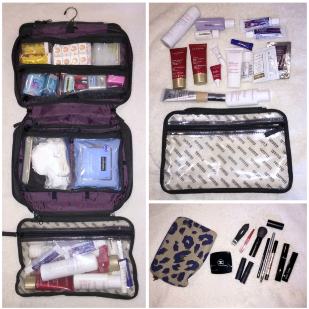 makeup case traveling 2016