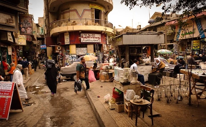 markets of Cairo
