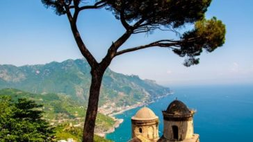 Iconic view from Ravello
