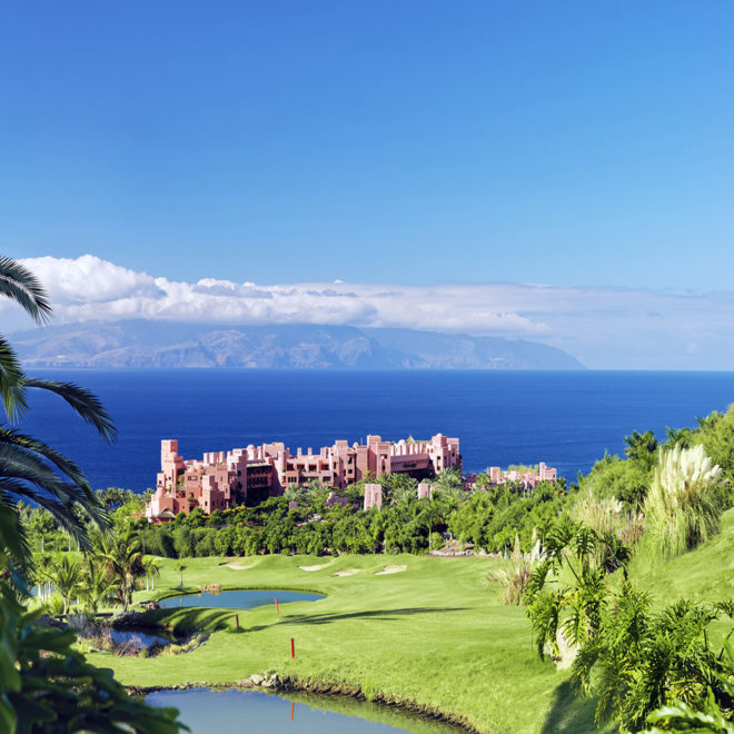 Abama Golf and Spa Resort, Image Sourced