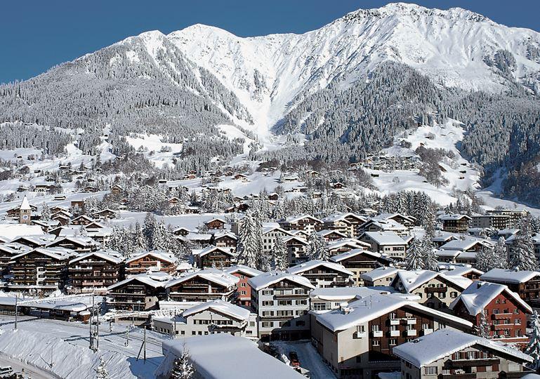 Klosters ski resort