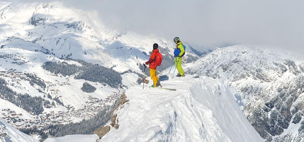 Lech and Zürs ski resort