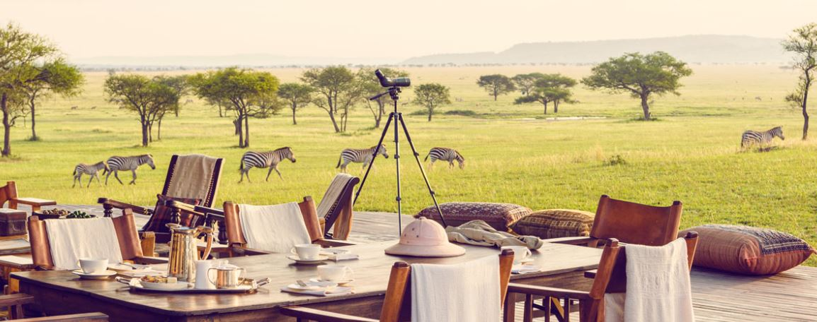 Luxury Safari Ideas