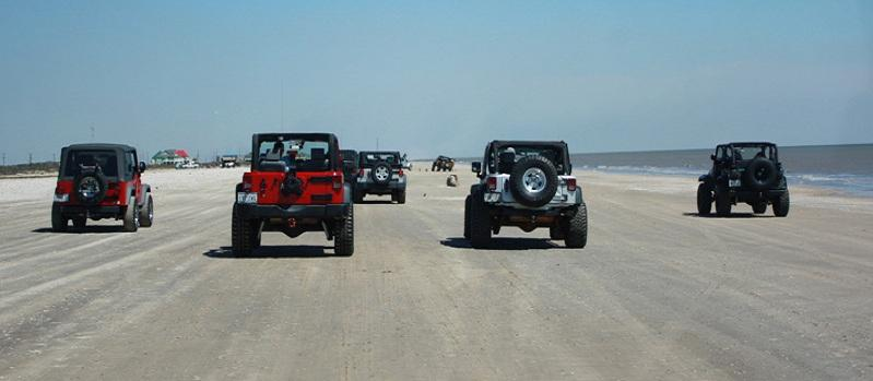 Jeep Rental in the Cayman Islands