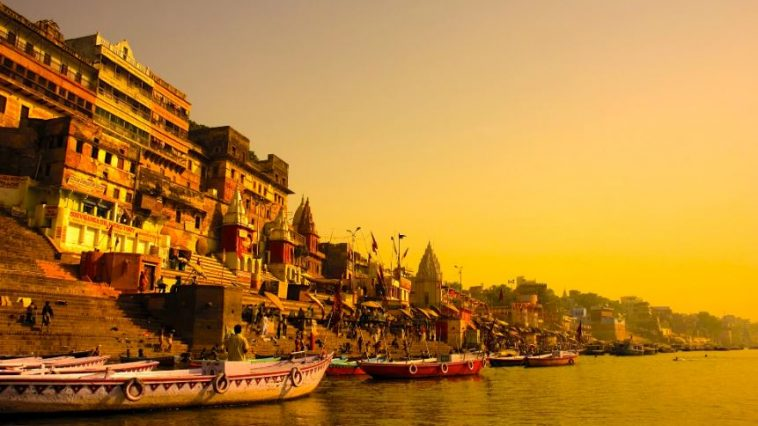 Varanasi City The Spiritual Capital of India