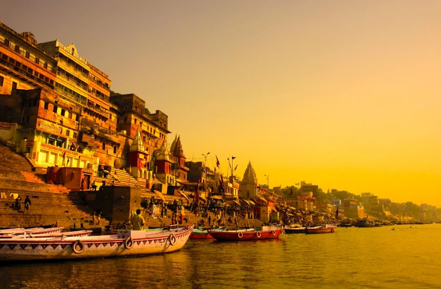 Varanasi City The Spiritual Capital of India
