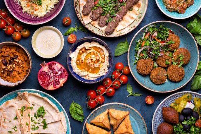exotic food Dubai