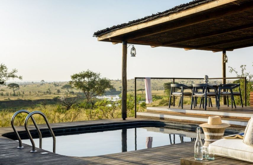 Singita Mara Tented Camp