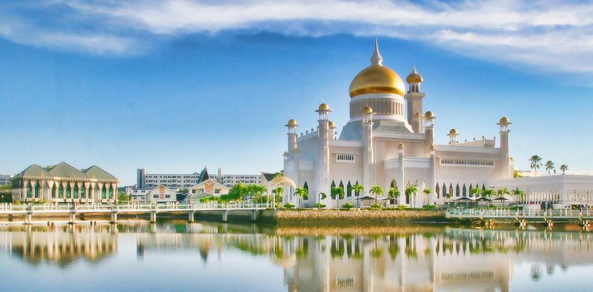 Mosque of Sultan Omar Ali Saifuddin, Brunei