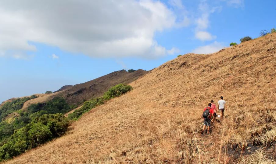 Ramanagara trekking