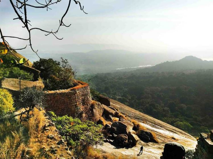 Top 5 trekking places in and around Bangalore