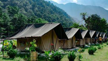 Rishikesh Camping