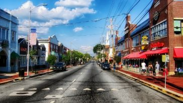Best Towns To Live In United States