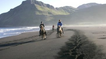 Great Horseback Riding Tours in Iceland