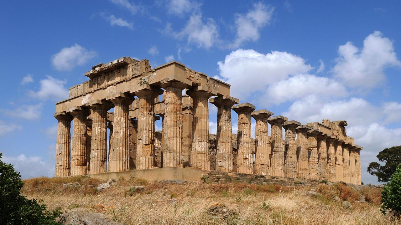 Selinunte, south-western Sicily