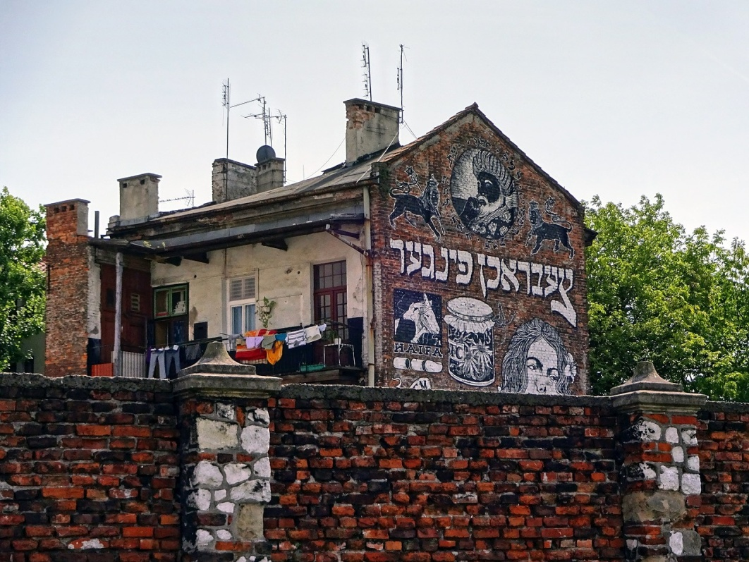 Jewish District Kazimierz Krakov