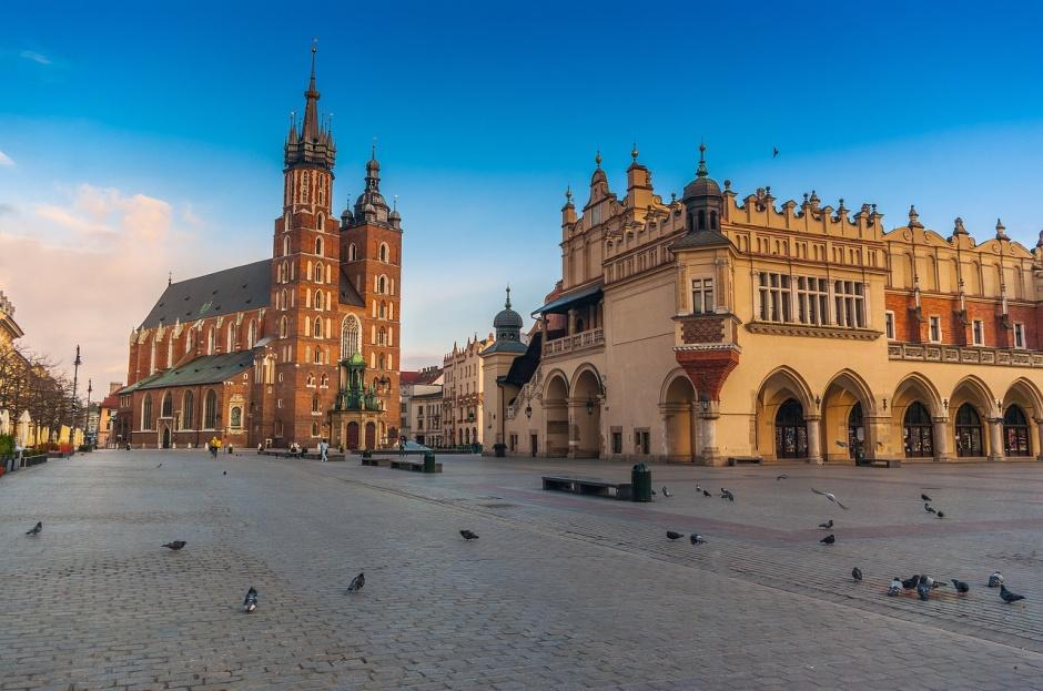 Market Square Krakov