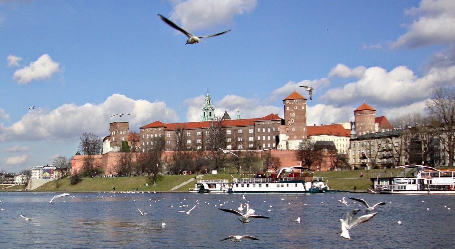Wawel Castle Krakov