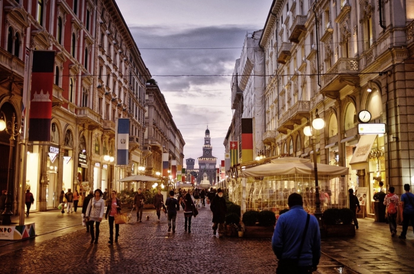 Top 5 European Shopping Destinations